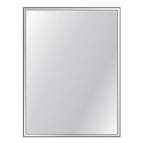 HBB 4mm Bevelled Mirror - 60 x 45cm - Designed For Bathroom Use